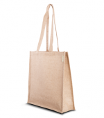 jute schoudertas basic 136